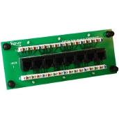 Compact Module, CAT 5e Data, 8 Port