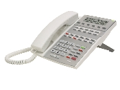 NEC DSX 22-button Display Phone-White