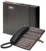 NEC DSX-40 System Package + (4) Phones