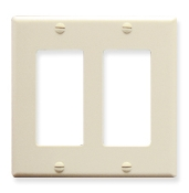Decorex Faceplate - 2 Insert