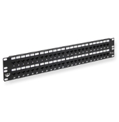 CAT6c HD Patch Panel 48port