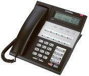 Samsung Falcon iDCS 18D Digital LCD Telephone Set