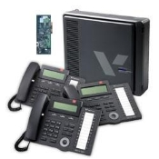 Vertical SBX IP - KSU / Voicemail / 3 Phones Package (4003-23)