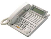 Panasonic KX-T7433 - White