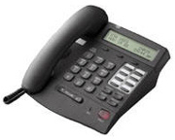 Vodavi XTS 3012-71 - 8 Button Display Telephone - Refurbished