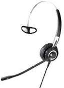 Jabra BIZ 2400 Mono - 3-in-1 Noise Canceling Headset