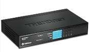TrendNet 8 Port 10/100 PoE Switch