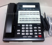 NEC / Nitsuko 92753A 124i/384i 22 Button Telephone