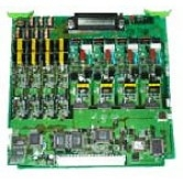 Iwatsu Adix IX-408 Card - 4 Lines by 8 Extensions Card